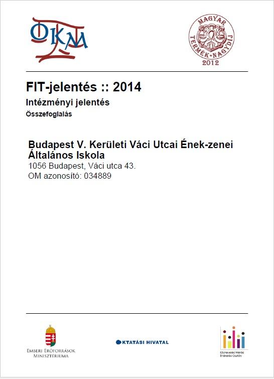 OKEV 2014 intézményi összefoglaló