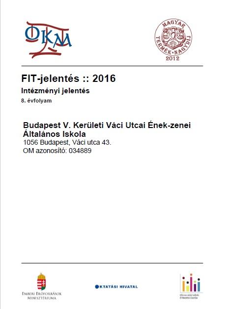 OKEV 2016 8. osztály